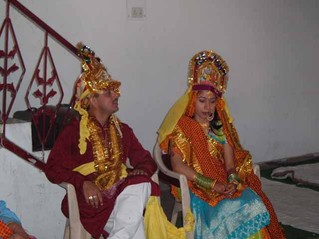 03 Doon - Tewari getting married