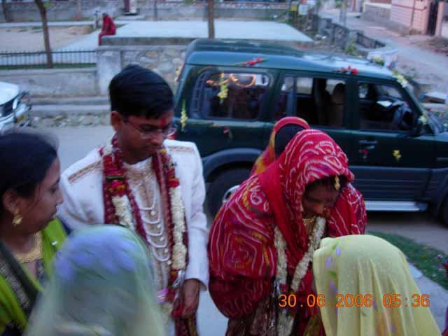 11 Rupali comes home
