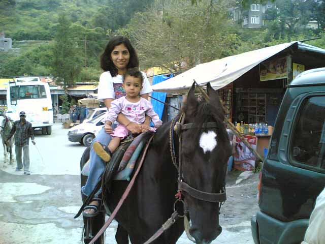 13 Oct Bhimtal Naukuchia See both horses