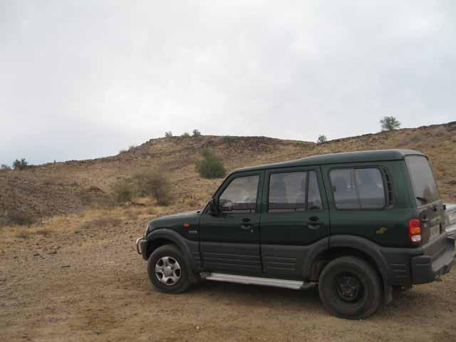 22 Dec Jaisalmer 800Km drive