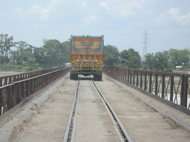 24 May Dudhwa Rail Road Bridge