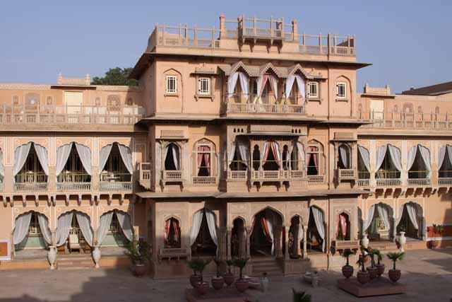35 Chomu Palace Jaipur