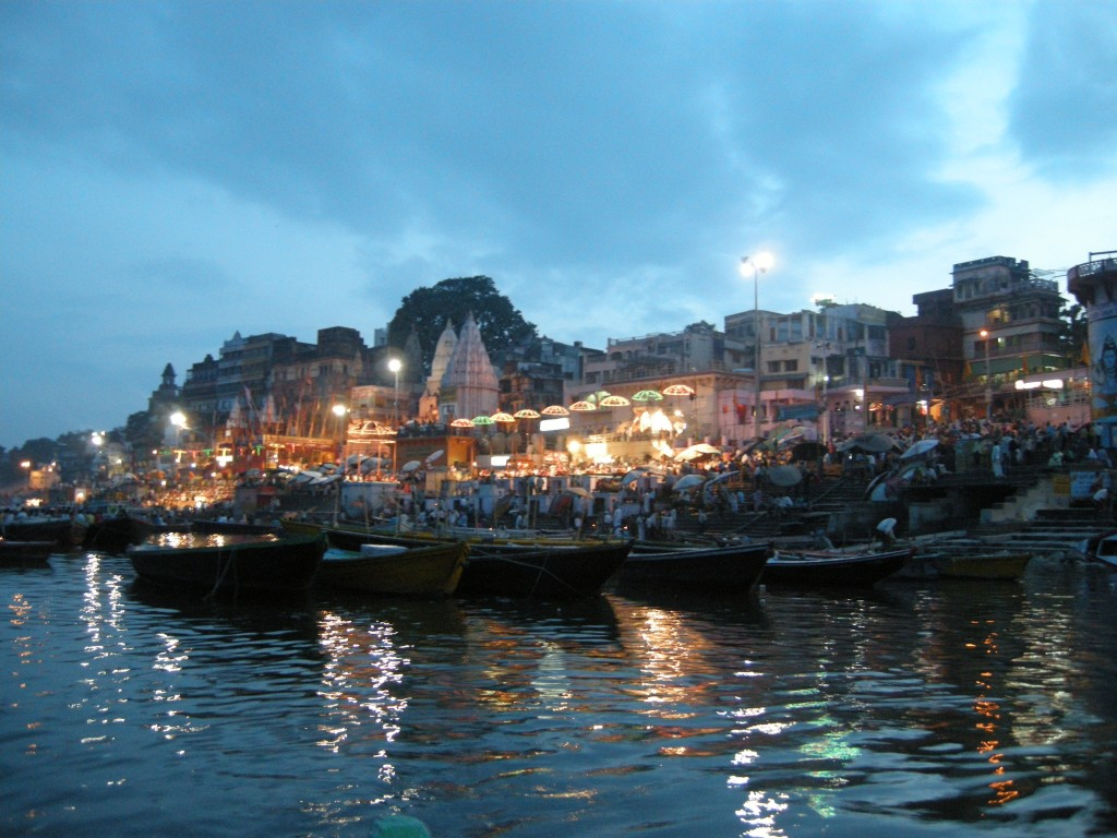 Banaras - Where it all ends finally